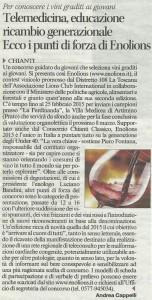 2015 01 24 Corriere di Siena
